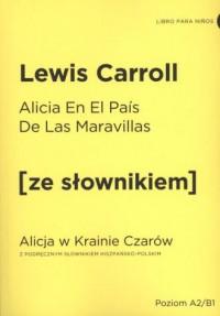 Alicia en el pais de las maravillas - okładka książki