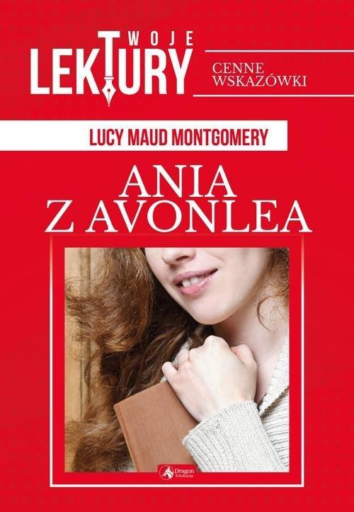 Ania z Avonlea - okładka podręcznika