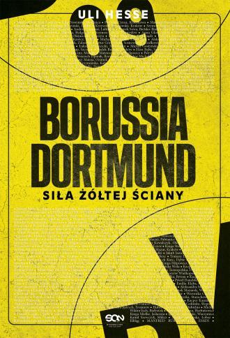 Borussia Dortmund. Siła żółtej - okładka książki