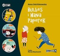 Bulbes i Hania Papierek. PAKIET - pudełko audiobooku