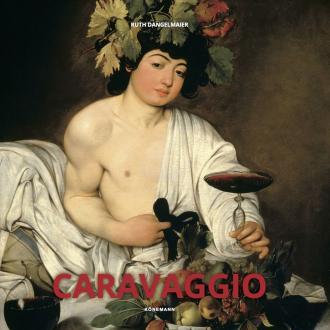 Caravaggio - okładka książki