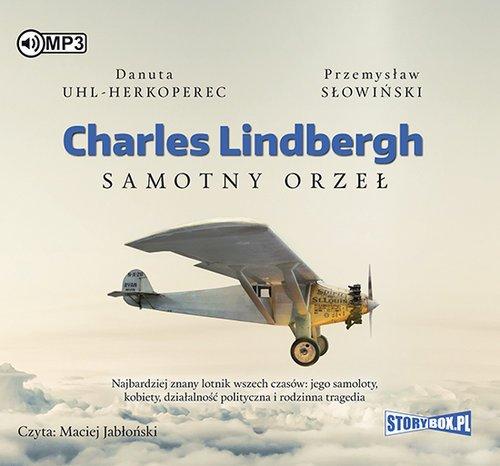 Charles Lindbergh. Samotny orzeł - pudełko audiobooku