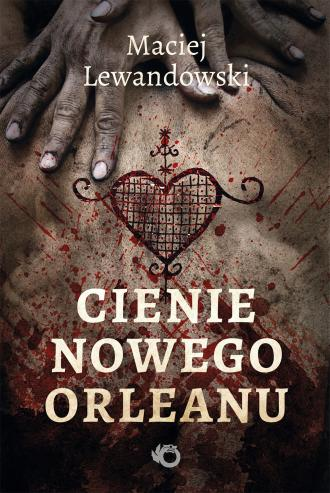 Cienie Nowego Orleanu - okładka książki