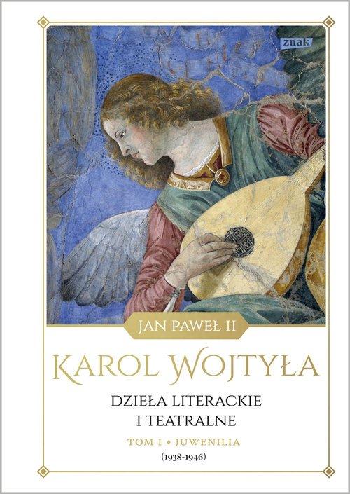 Dzieła literackie i teatralne Tom - okładka książki