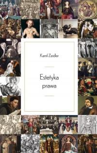 Estetyka prawa - okładka książki