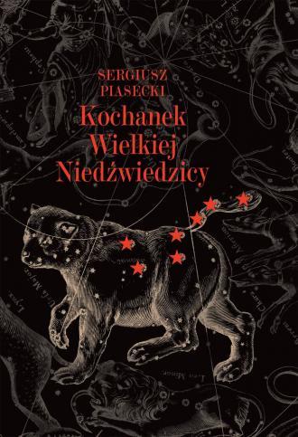 Kochanek Wielkiej Niedźwiedzicy - okładka książki