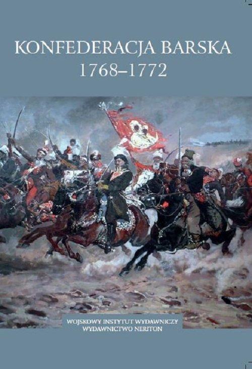 Konfederacja barska 1768-1772 - okładka książki