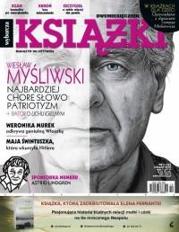 Książki Magazyn do czytania 5/2018 - okładka książki
