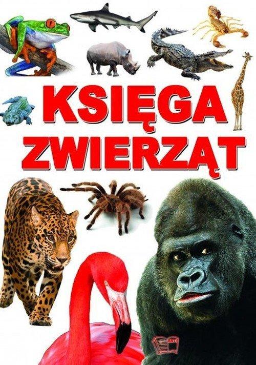 Księga zwierząt - okładka książki