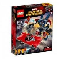 LEGO SUPER HEROES 76077 Detroit - zdjęcie zabawki, gry