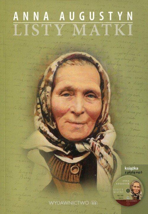 Listy matki 2. Książka z płytą - okładka książki