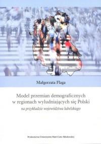 Model przemian demograficznych - okładka książki