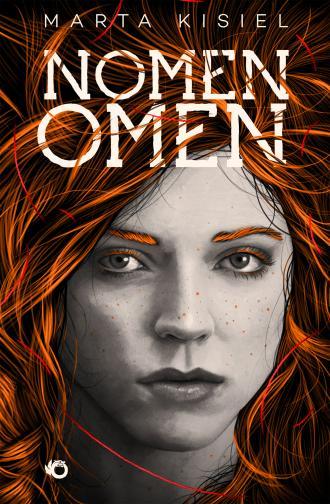 Nomen Omen - okładka książki