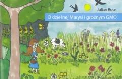 O dzielnej Marysi i groźnym - okładka książki