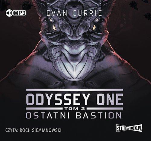 Odyssey One. Tom 3. Ostatni bastion - pudełko audiobooku