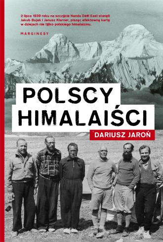 Polscy himalaiści - okładka książki