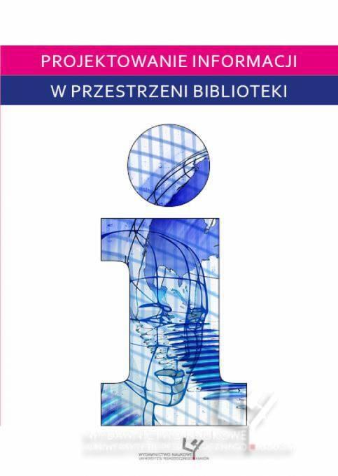 Projektowanie informacji w przestrzeni - okładka książki
