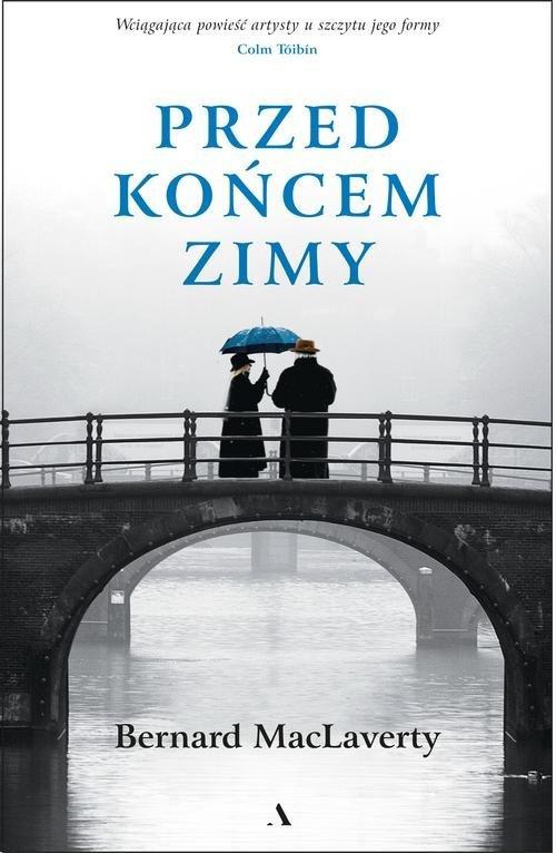 Przed końcem zimy - okładka książki