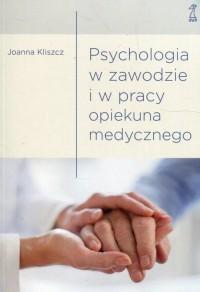 Psychologia w zawodzie i w pracy - okładka książki