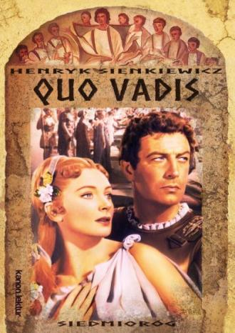 Quo vadis - okładka książki