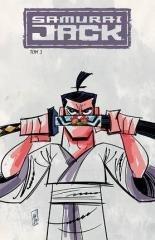 Samuraj Jack. Tom 3 - okładka książki