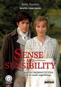 Sense and Sensibility. Rozważna - okładka podręcznika