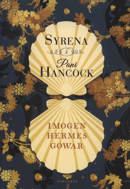 Syrena i Pani Hancock - okładka książki