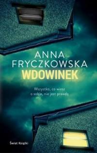 Wdowinek - okładka książki