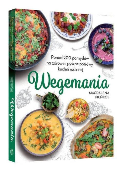 Wegemania - okładka książki