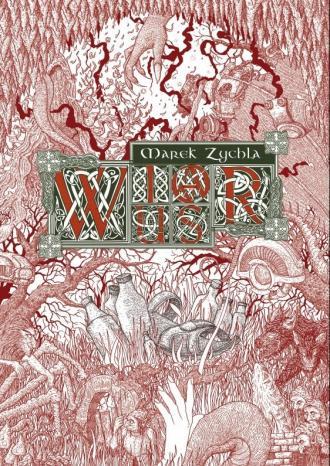 Wiarus - okładka książki