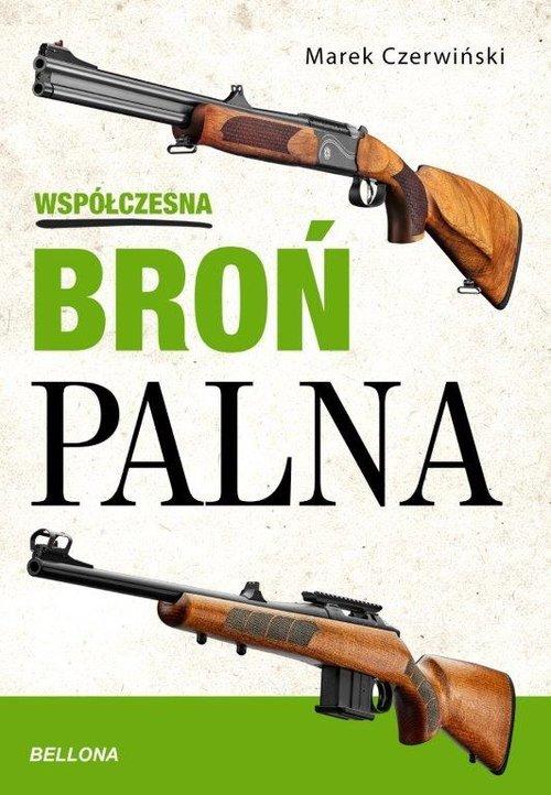 Współczesna broń palna - okładka książki