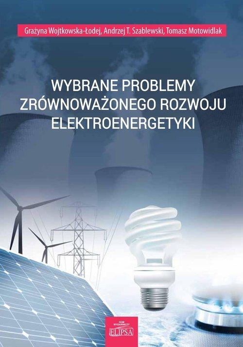 Wybrane problemy zrównoważonego - okładka książki