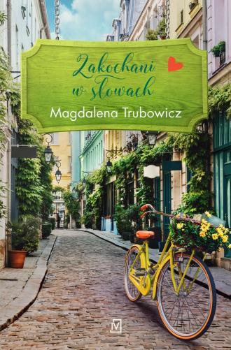 Zakochani w słowach - okładka książki