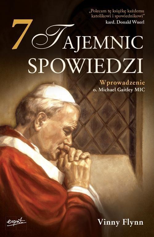 7 tajemnic spowiedzi - okładka książki