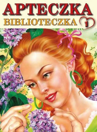 Apteczka. Biblioteczka cz. 1 - okładka książki