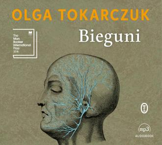 Bieguni (CD mp3) - okładka książki