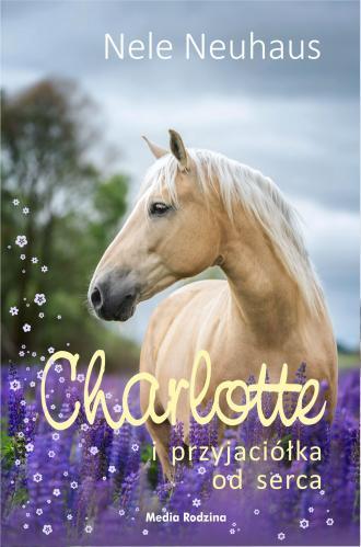 Charlotte i przyjaciółka od serca - okładka książki