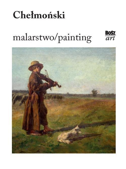 Chełmoński Malarstwo / Painting - okładka książki