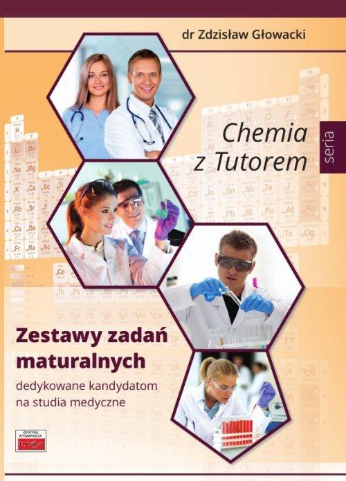 Chemia z Tutorem. Zestawy zadań - okładka podręcznika