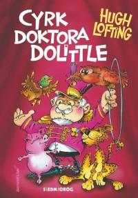 Cyrk doktora Dolittle - okładka książki