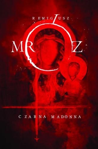 Czarna  Madonna - okładka książki