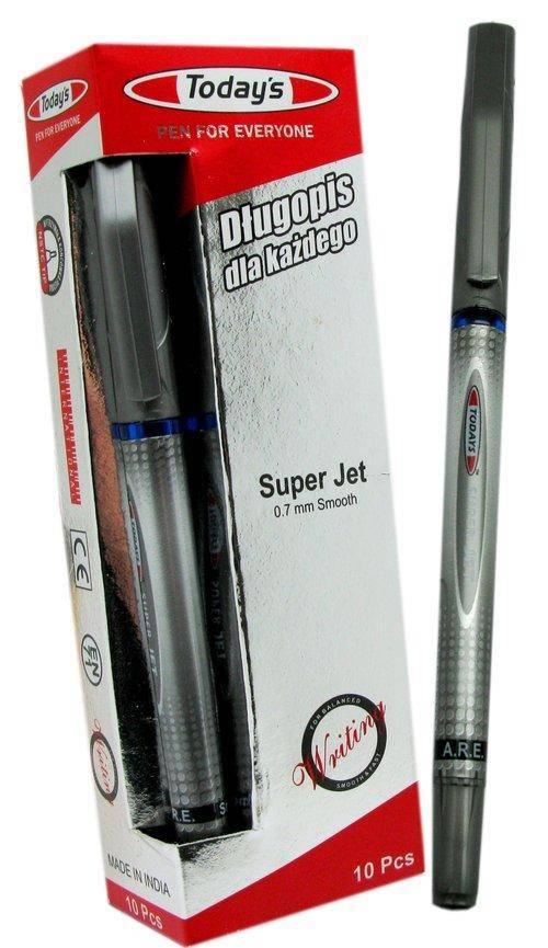 Długopis Todays Super Jet (10szt) - zdjęcie produktu