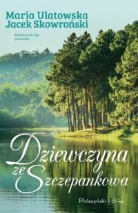 Dziewczyna ze Szczepankowa - okładka książki