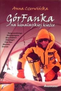 GórFanka na himalajskiej ścieżce - okładka książki