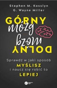 Górny mózg, dolny mózg. Sprawdź, - okładka książki