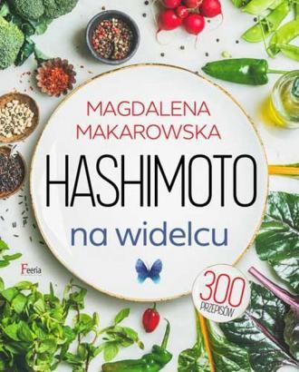 Hashimoto na widelcu. Hashimoto - okładka książki