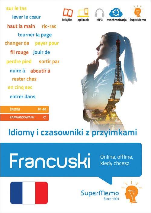 Idiomy i czasowniki z przyimkami - okładka podręcznika