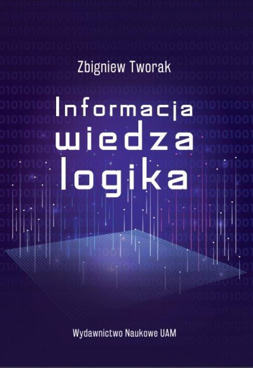 Informacja, wiedza, logika - okładka książki