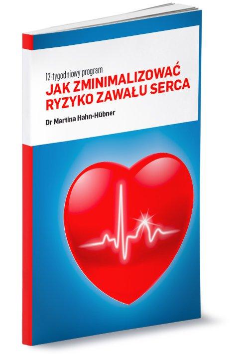 Jak zminimalizować ryzyko zawału - okładka książki