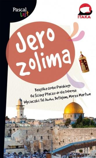 Jerozolima pascal lajt - okładka książki
